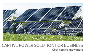 Vorks Energy - Captive Power System for Business and Government